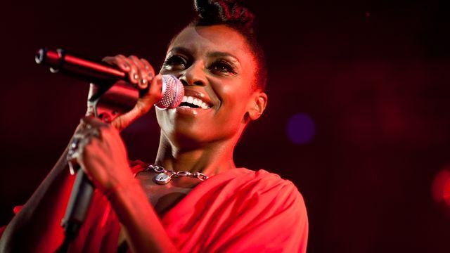Skye Edwards, chanteuse de Morcheeba. [Anne Bichsel - RTS]
