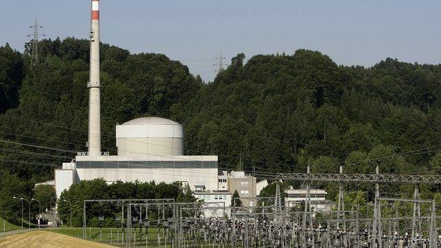 La centrale nucléaire de Mühleberg. [Stefan Wermuth / Reuters]