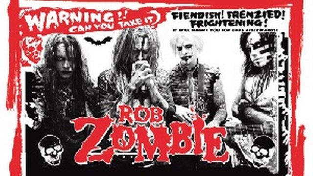Rob Zombie aux Docks. [Les Docks]