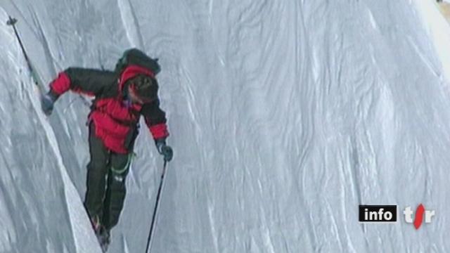 VS: l'enquête sur la mort de l'alpiniste Erhard Loretan a été classée