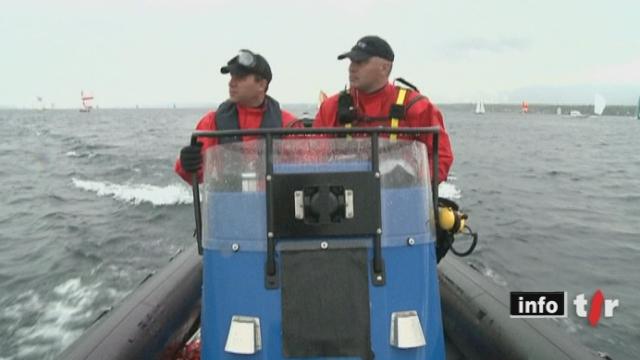 Bol d'Or: reportage à bord d'une embarcation en compagnie des sauveteurs du lac