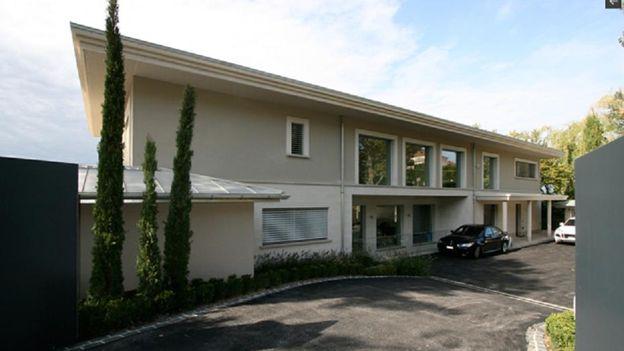Bienvenue la maison la maison de l 39 architecte genthod for Comment trouver l architecte de la maison