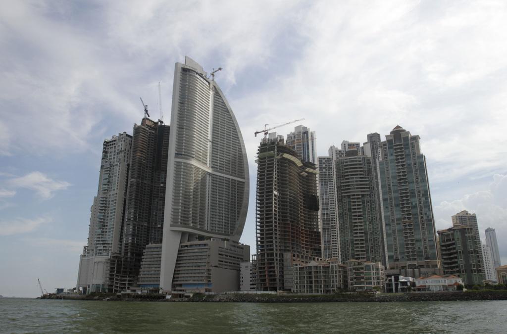 La plus haute tour d'Amérique latine inaugurée - rts.ch ...