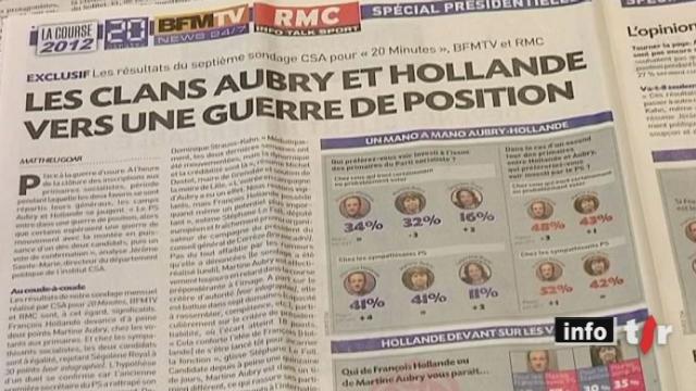 France: dans quelques heures, les candidatures pour la primaire socialiste seront closes