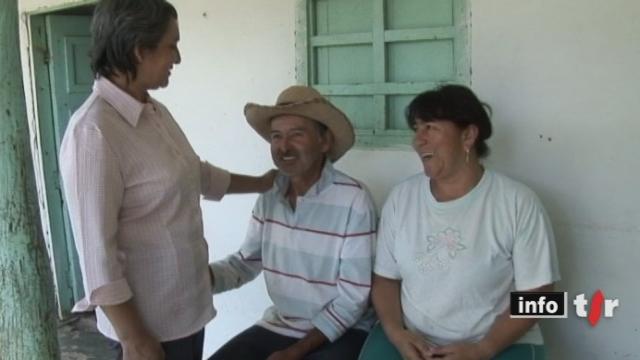 Colombie: immersion dans un village isolé des Andes dont la quasi-totalité des habitants souffrent de la maladie d'Alzheimer