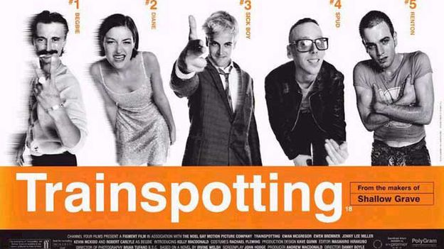 "Cinéma: ""Trainspotting"" de Danny Boyle - Radio - Play RTS"