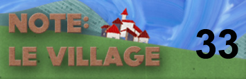 NOTE VILLAGE Malleray [DR]