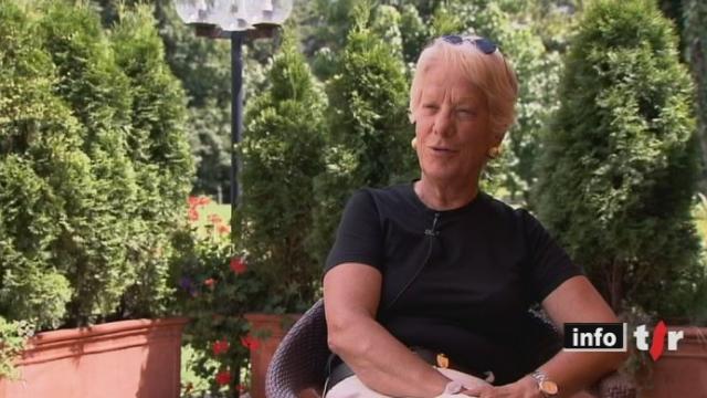 Arrestation de Goran Hadzic: interview de Carla Del Ponte, ex-procureure du TPI