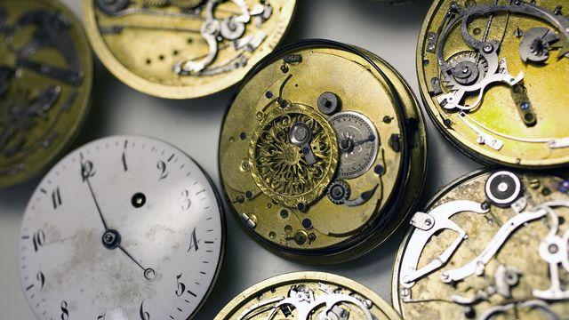 Toute une vie pour l'horlogerie. [troisiemeoeil - Fotolia]
