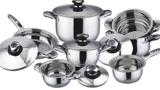 casseroles vendues à la volée: gare à l'arnaque - rts.ch - info - Materiel De Cuisine Professionnel Belgique