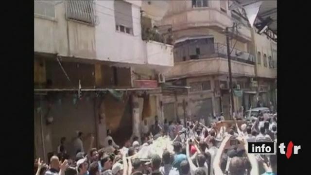 Syrie: le président Bachar al-Assad promulgue un décret autorisant le multipartisme