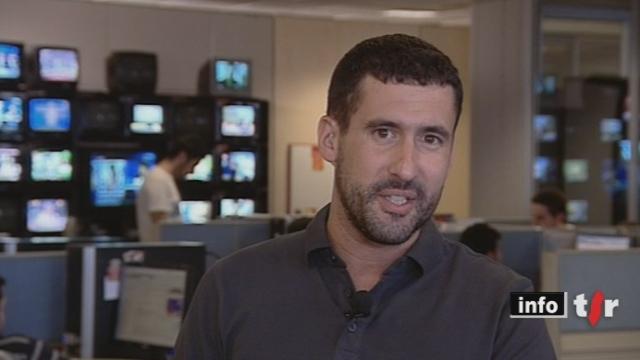 Répression en Syrie: le témoignage de Gaëtan Vaney, qui vient de passer dix jours à Hama
