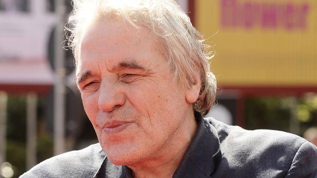 Abel Ferrara en septembre 2009. [Filippo Monteforte - AFP]