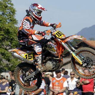 Julien Bill Champion Du Monde De Motocross Rts Ch