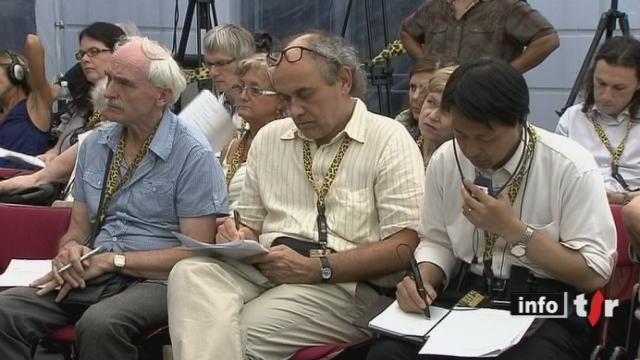 """Festival de Locarno : le président du jury crée une polémique en qualifiant le film """"vol spécial"""" de """"fasciste"""""""