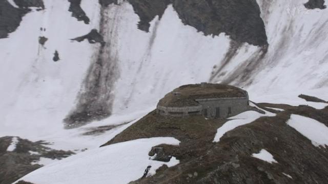 Les forteresses du Gothard - Sur les traces du Réduit national