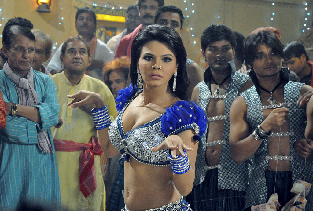 Les productions de Bollywood attirent de plus en plus d'acteurs occidentaux.
