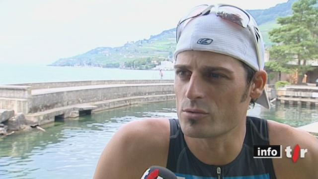 VD: Lausanne accueille ce week-end les championnats du monde de triathlon