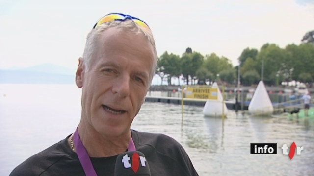 Triathlon: le championnat du monde aura lieu à Lausanne (VD)