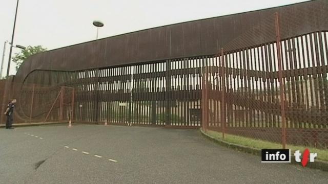 GE: la prison de Champ-Dollon a été une nouvelle fois vendredi le théâtre d'une révolte de la part des détenus