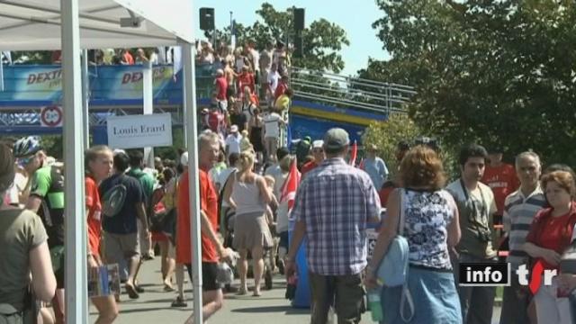 Triathlon/Championnat du monde à Lausanne (VD): des milliers de personnes sont attendues ce week-end