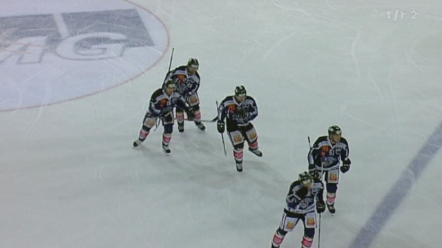 Hockey / LNA (1ère j.): Zoug - Fribourg-Gottéron (4-3 ap) + itw Hans Kossmann (entraîneur Fribourg)