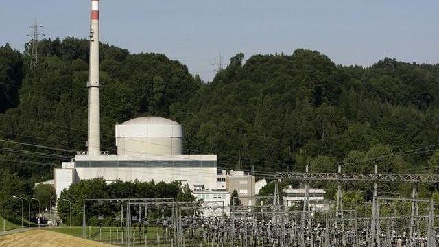 La centrale nucléaire de Mühlberg. [Stefan Wermuth / Reuters]