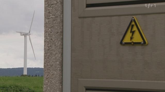 Dans le Jura, les voisins des futures éoliennes se voient proposer de fortes sommes d'argent