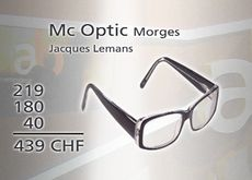 Mc Optic Morges [DR]
