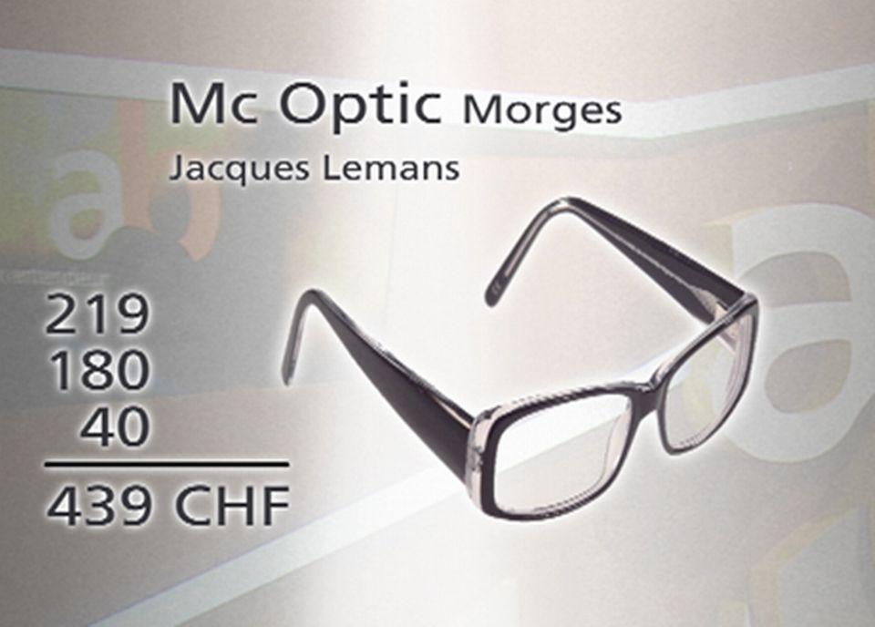 Mc Optic Morges