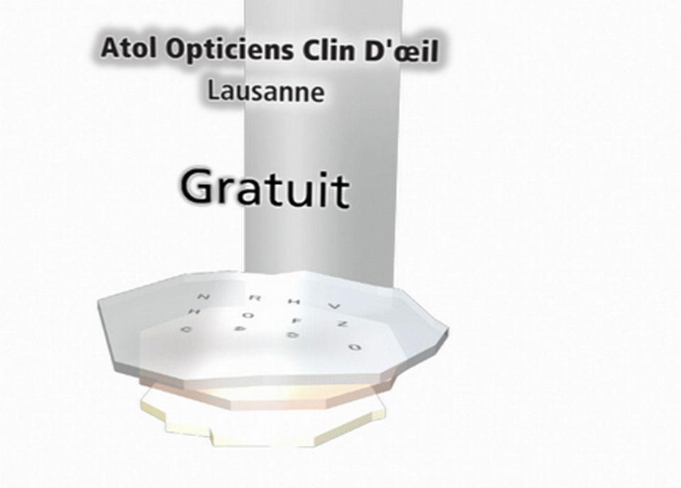 Atol Opticiens Clin d'Oeil