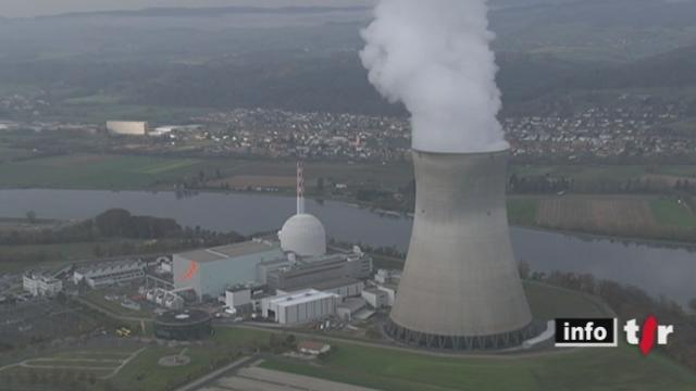 Elections fédérales: le nucléaire s'est imposé comme un thème incontournable de la campagne