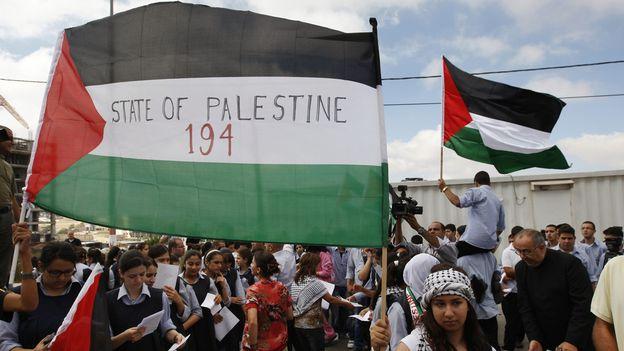 La Palestine et Israël (1/5)- Politiques, citoyens, écrivains, historiens