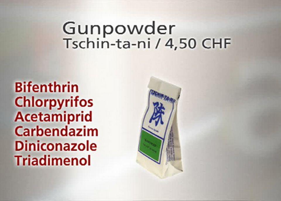 Gunpowder Tschin ta ni [TSR]