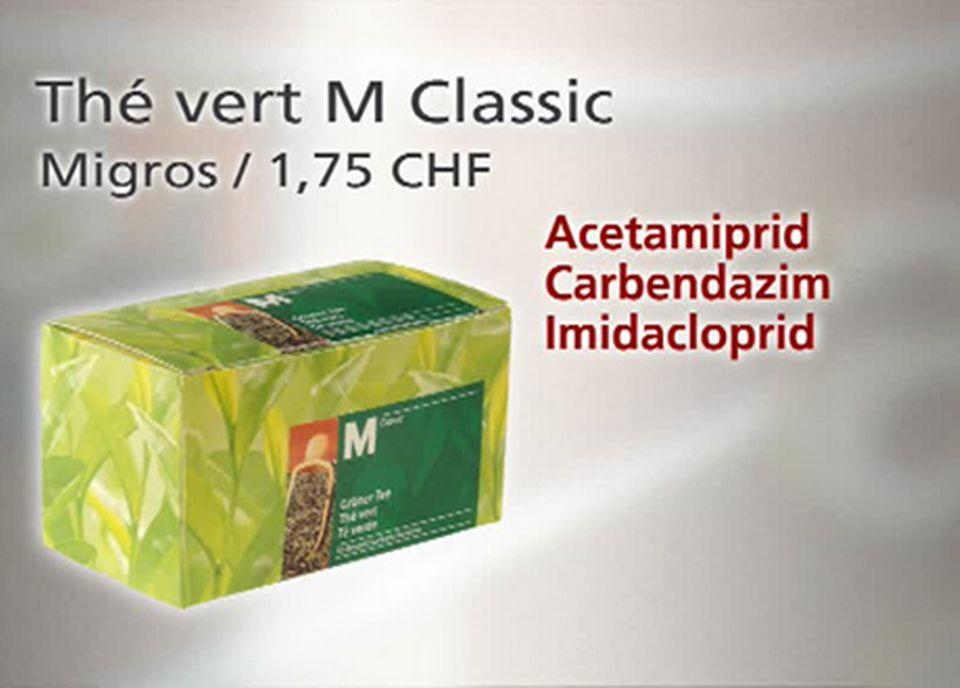 Thé vert M Classic [TSR]