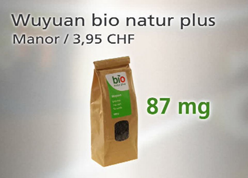 Wuyuan bio natur plus - EGCG [TSR]