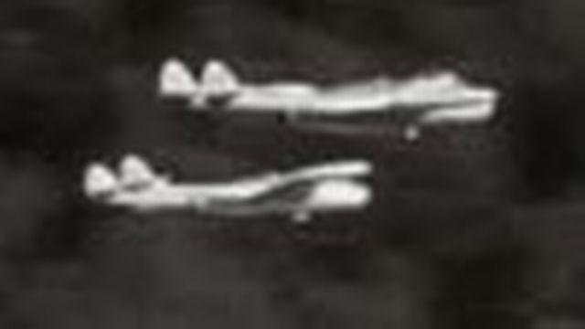 Les nouveaux avions Venom protègent nos Alpes.