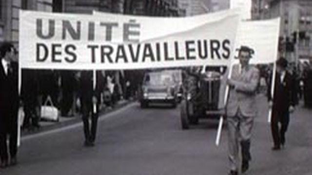 Les revendications syndicales du 1er mai