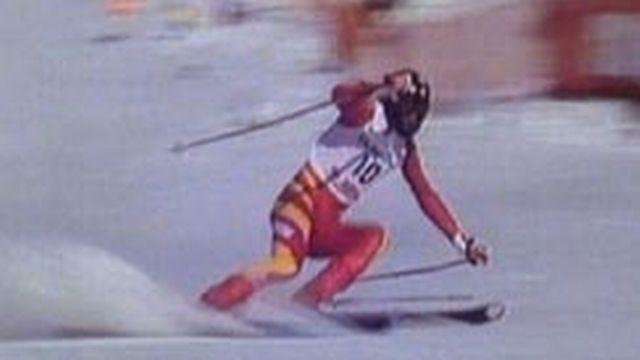 Crans Montana 1987, les skieurs suisses au sommet du monde