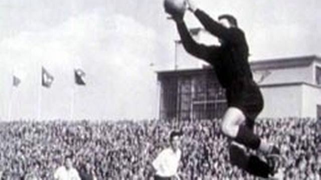 La Suisse à la Coupe du monde de 1966
