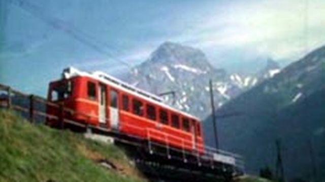 La Suisse des trains