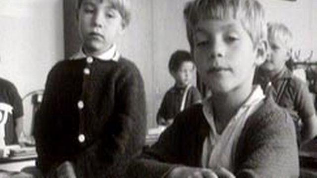 Le jour où Christophe est entré à l'école