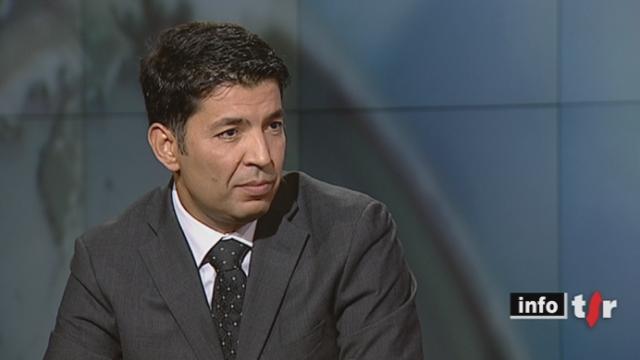 Répression en Syrie: entretien avec Hasni Abidi, directeur du CERNAM