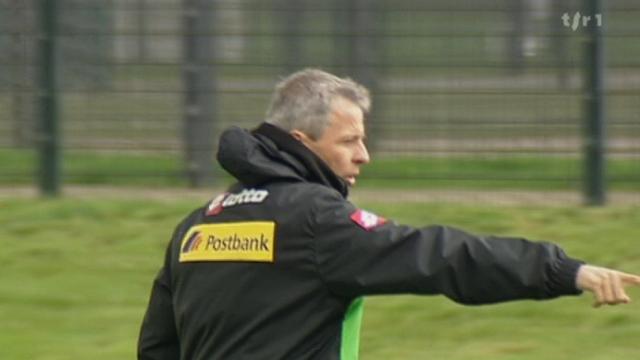 Football / Bundesliga: reportage à Mönchengladbach où officie Lucien Favre