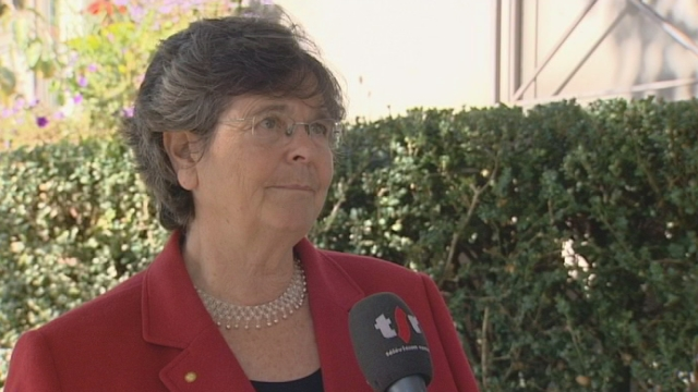 Interview de Ruth Dreifuss sur la peine de mort