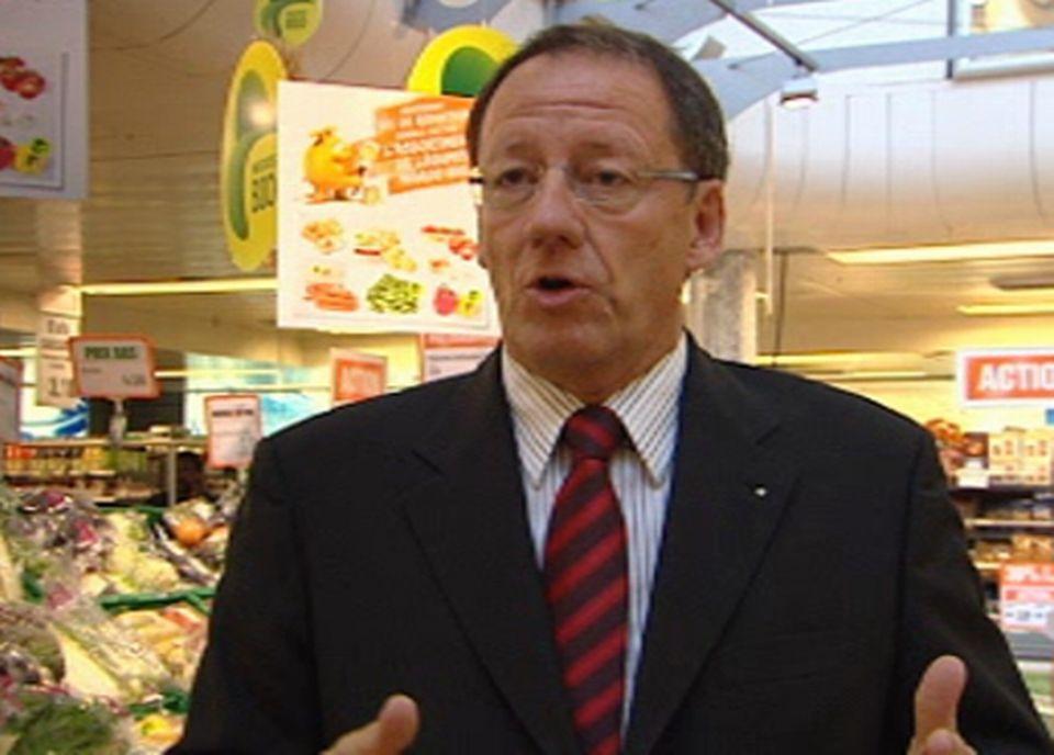 Guy Vibourel, directeur général de Migros Genève