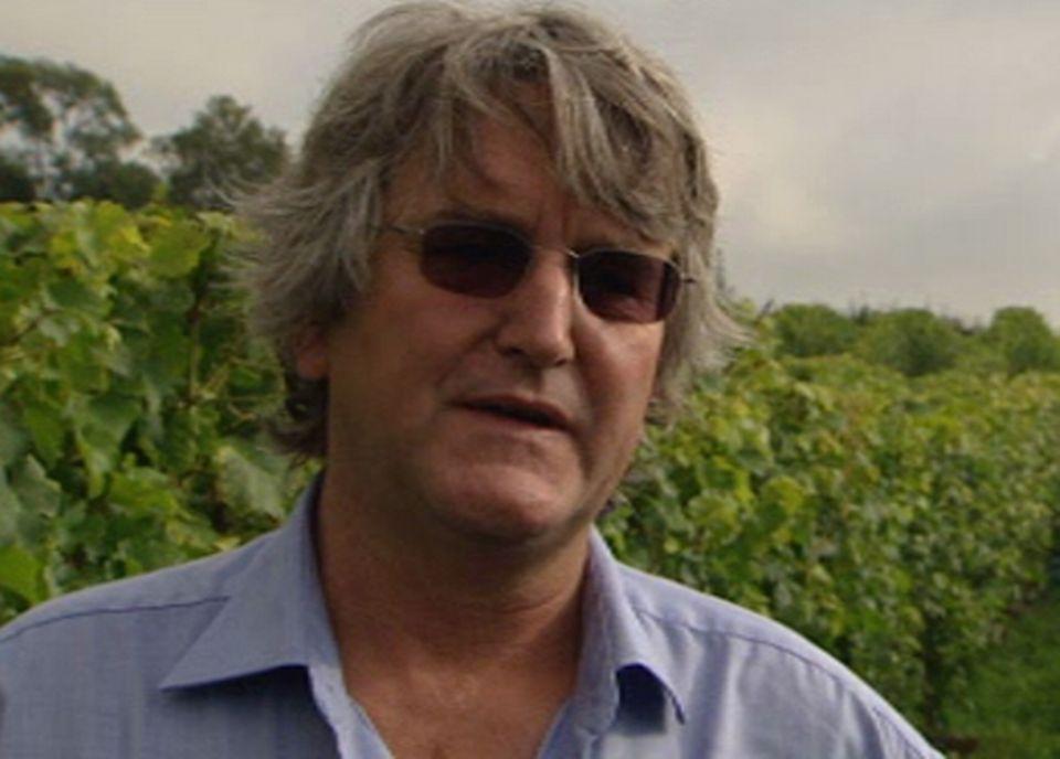 Yvan Parmelin, vigneron Château le Rosey