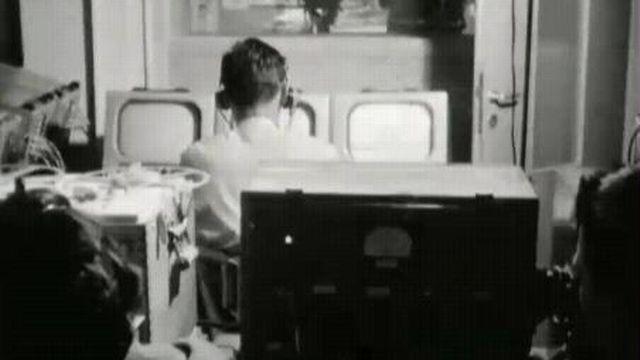 Studio de télévision [TSR 1959]