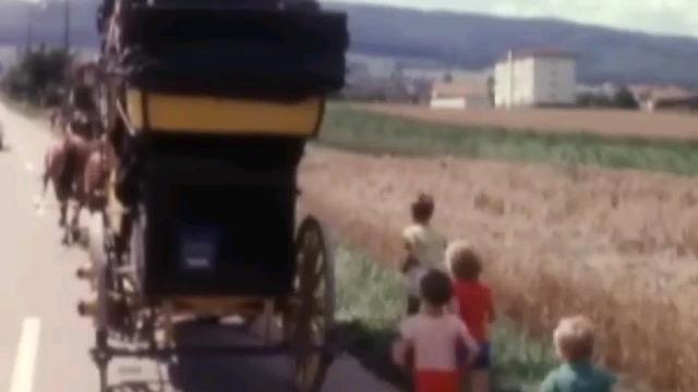 La diligence de la RSR [TSR 1976]