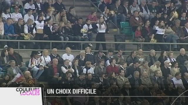 GE: l'équipe du Genève-Servette Hockey Club pourrait quitter la patinoire des Vernets pour s'installer dans la commune de Lancy